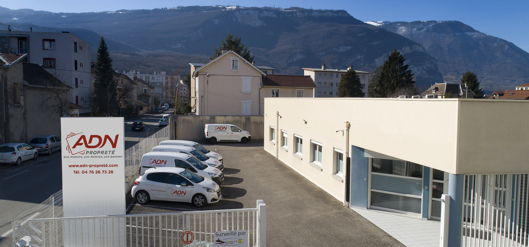 Image Agence Grenoble - Isère